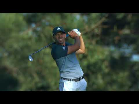 Sergio Garcia's Final Round in Under Three Minutes
