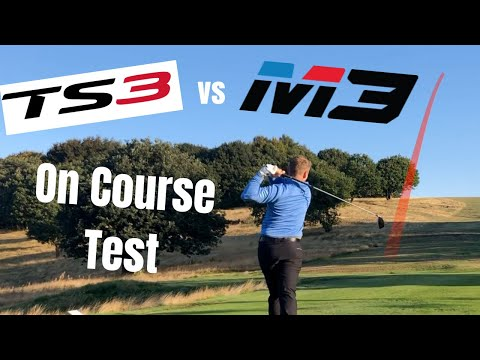 Titleist TS3 Driver vs Taylormade M3 Driver – On Course Test