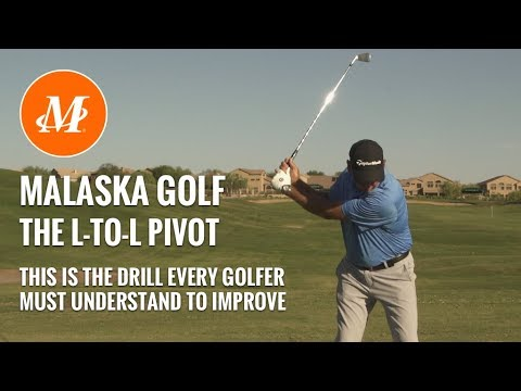 Malask Golf // L to L Drill – The Most Important Golf Lesson You Need to Know