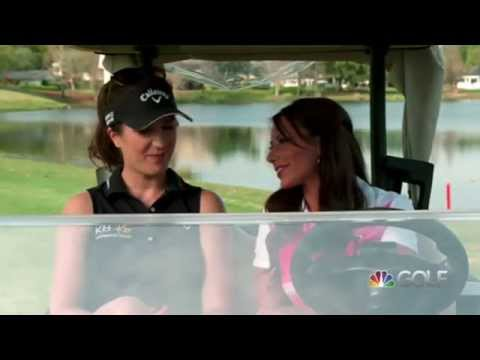 Playing Lessons, Golf Channel, Episode 7 Holly's Rapid Fire Questions