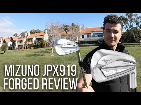 Mizuno JPX 919 Forged Irons Review