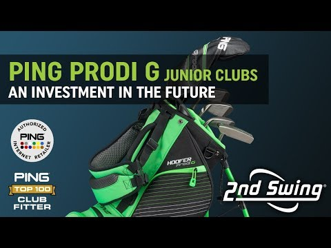 PING Prodi G Junior Clubs – An Investment In The Future