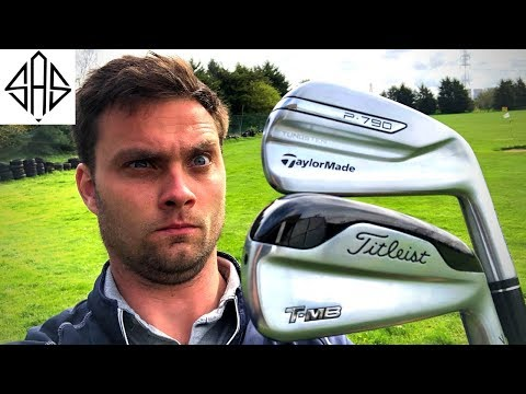 2 IRON REVIEW: Taylormade P790 UDI VS Titleist T-mb 718