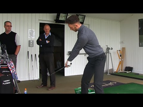 Golf Lesson 2 & Fight with The Creature