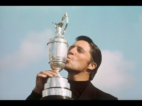 Sporting Greats – Gary Player