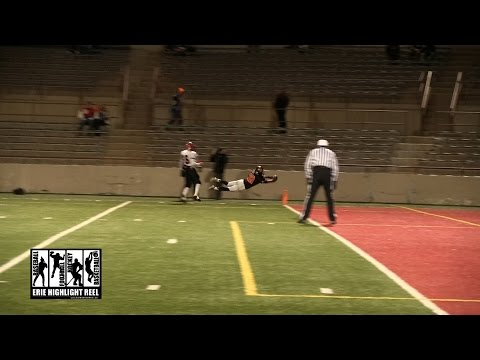TaNauz Gregory Back to Back Punt Returns in 2014 High School Football Playoffs