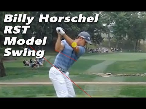 Billy Horschel Golf Swing Review – Learn His Backswing w/ 3 Moves