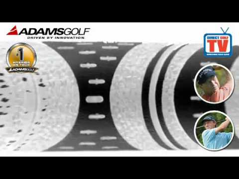 Adams Golf Idea Pro A12 Hybrid Club – review