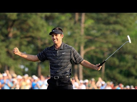 2011 Masters Tournament Final Round Broadcast