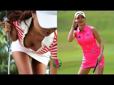 Super Hot Video of Korean Golfer Shin-Ae Ahn