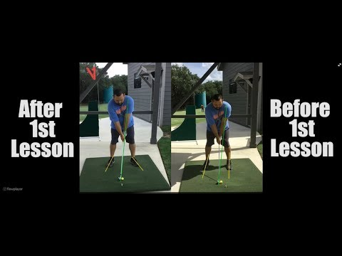 My First Golf Lesson