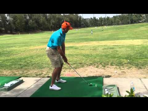 Golf Tips: Junior GOLF SWING with Tiger Woods Style