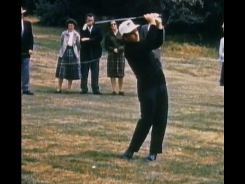 Gary Player vs Peter Thomson ~ At Royal Melbourne Golf (Part1/2)
