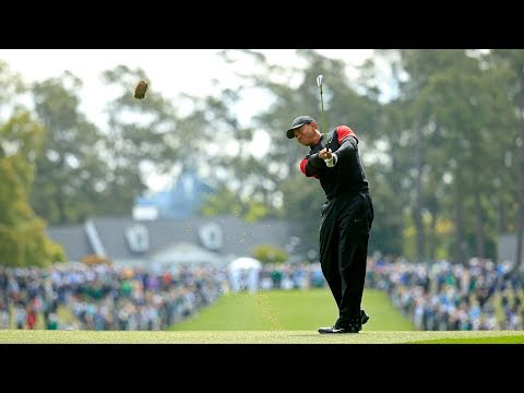 Tiger Woods' Final Round in Under Three Minutes