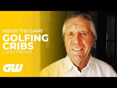 Golfing Cribs | Gary Player, Carly Booth, Annika Sörenstam | 24/7 LIVESTREAM