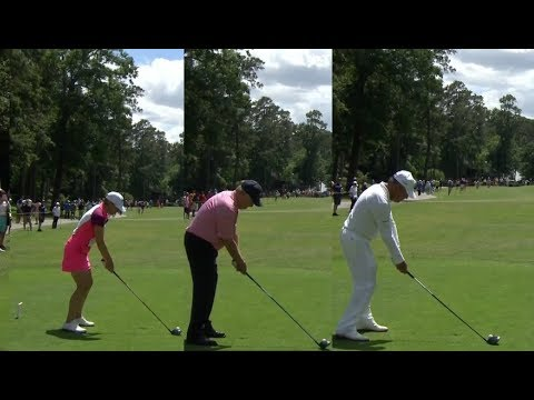 Jack Nicklaus ~ Gary Player ~ Annika Sorenstam – Legends of Golf