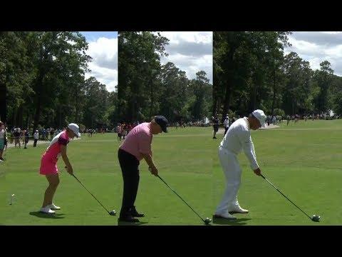 Jack Nicklaus ~ Gary Player ~ Annika Sorenstam – Legends of Golf