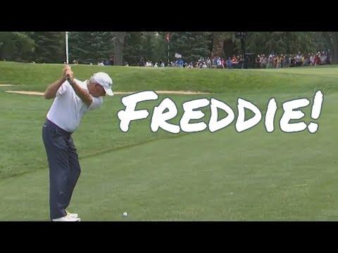 Fabulous Fred Couples Best Golf Shots 2018 US Senior Open