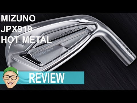 MIZUNO JPX919 HOT METAL