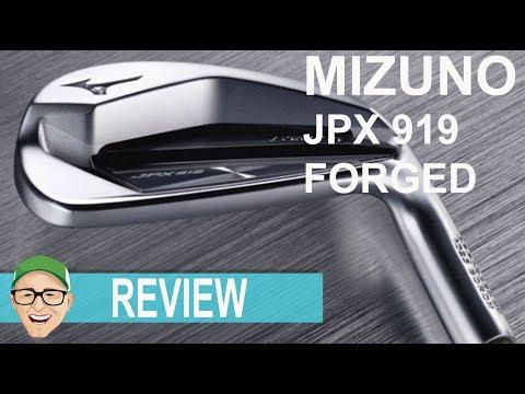 MIZUNO JPX 919 FORGED