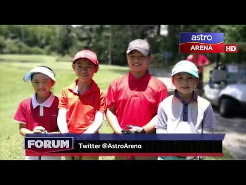 Forum : SportExcel Malaysian Junior Golf Circuit Grand Finals 2018 | Astro Arena