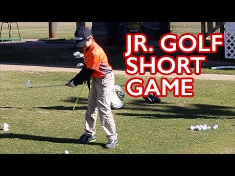 Junior Golf Short Game Class, Mike Sullivan