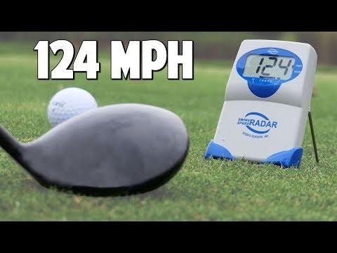 Golf Acceleration Drill