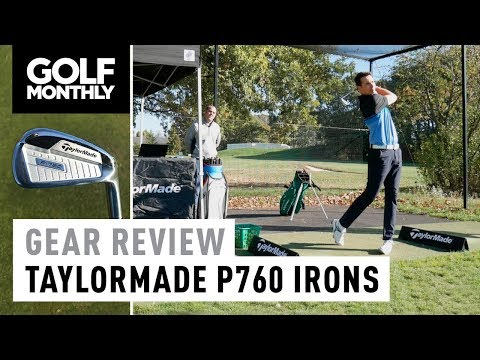 TaylorMade P760 Iron Fitting + Review | Golf Monthly