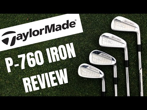 Taylormade P760 Iron Review – Brand New For 2019