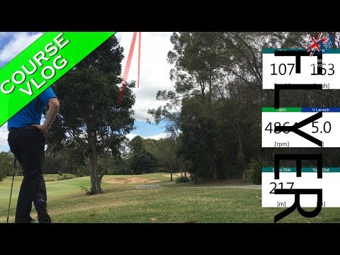 SOLO course vlog NORTH LAKES RESORT GOLF CLUB part 3