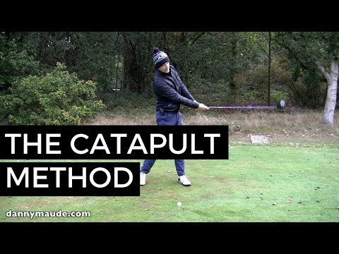 EFFORTLESS GOLF SWING – THE CATAPULT METHOD
