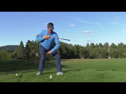 Lower Body Mechanics – Golf Lesson – IMPACT SNAP