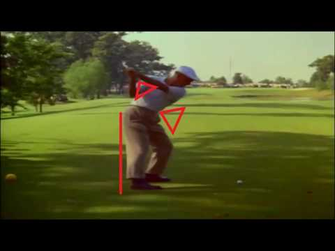 Ben Hogan's Five Lessons tie arms