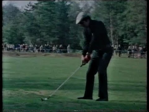 Gary Player v Tony Lema 'The great comeback '1965 World Matchplay S-Final