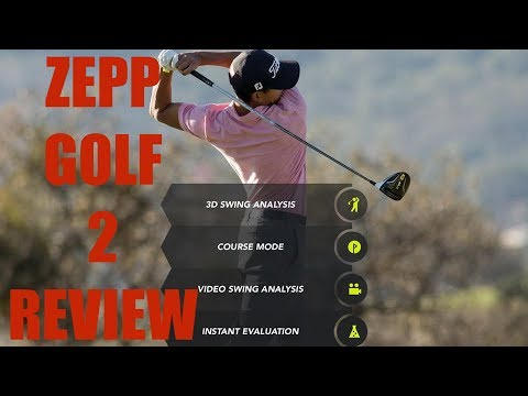 ZEPP GOLF 2 | REVIEW |