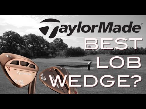 TaylorMade HiToe Wedge tested on course