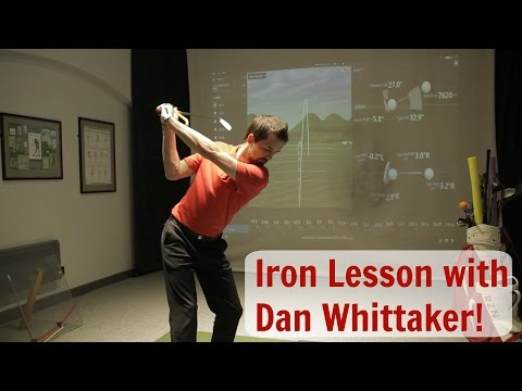 Golf Iron Lesson with Dan Whittaker