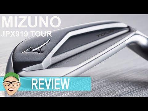 MIZUNO JPX TOUR 919 IRONS