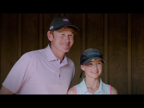 Brandt Snedeker's passion for junior golf