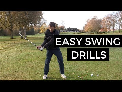 SWING THE GOLF CLUB SLOWER FOR MORE DISTANCE