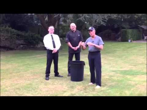 Gary Player's Ice Bucket Challenge