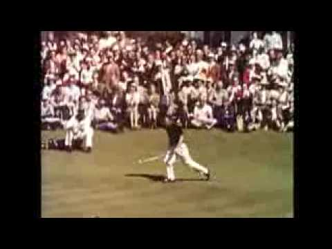 Gary Player Play's His Final Masters