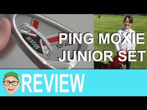 Ping Moxie Junior Clubs