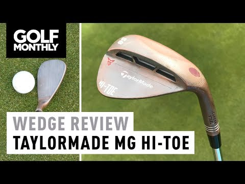 TaylorMade Milled Grind Hi-Toe Wedge Review | Golf Monthly
