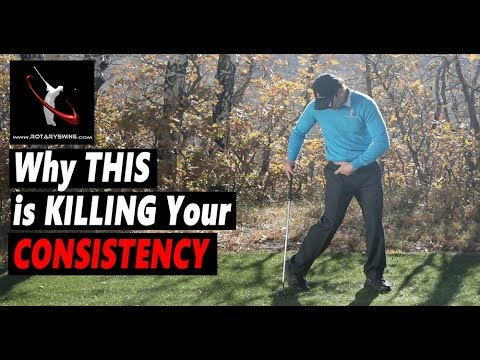 Want to Know the Simplest Tweak to a CONSISTENT GOLF SWING?