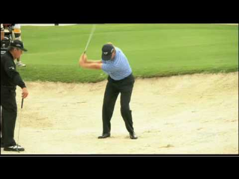 Greenside Bunker with Gary Player