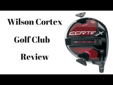 Wilson Cortex Golf Club Review