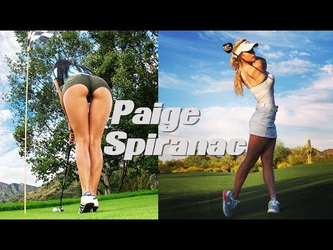 Paige Spiranac Takes Golf To The Streets   2017