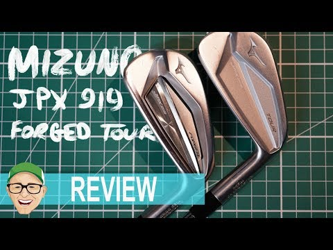 MIZUNO JPX 919 FORGED OR TOUR IRONS