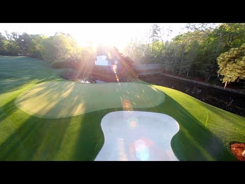 How to Play Amen Corner with Tiger Woods